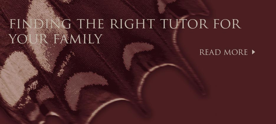Best match for tutor and family